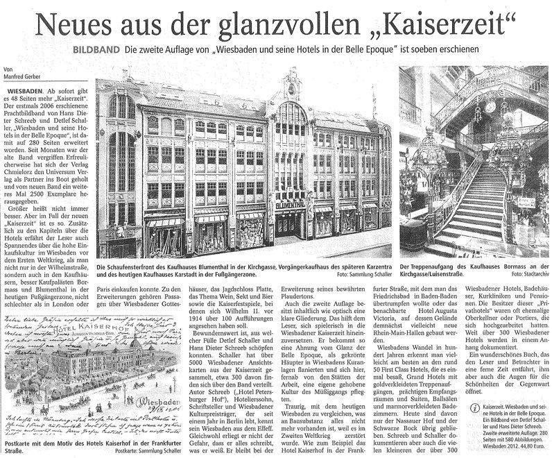 Wiesbaden Kurier